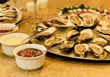 Linton's Seafood Oysters